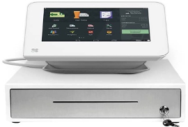 Clover Mini Point of Sale with Cash Drawer