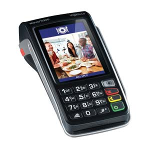 Ingenico Move 5000 payment terminal